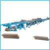 3,5,7 ply Corrugated cardboard production line High speed Automatic