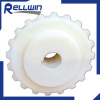 Plastic conveyor sprocket 16T daily chemical industry Low-Maintenance, Easy-to-Clean Conveyor Belting