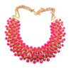 globle hot selling chunky necklace fashion jewellery vner