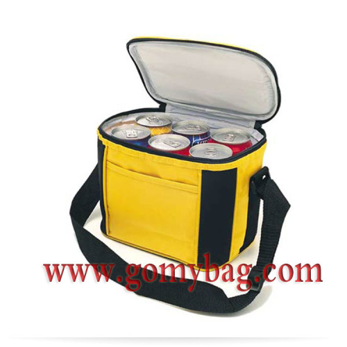 Oxford 6 Can Cooler Bag Insulated Bag