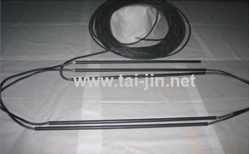 Titanium Tube for Buried Pipeline Cathodic Protection