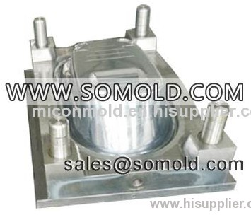 plastic baby bath basin mould, baby bath tub mould, hot tub mould