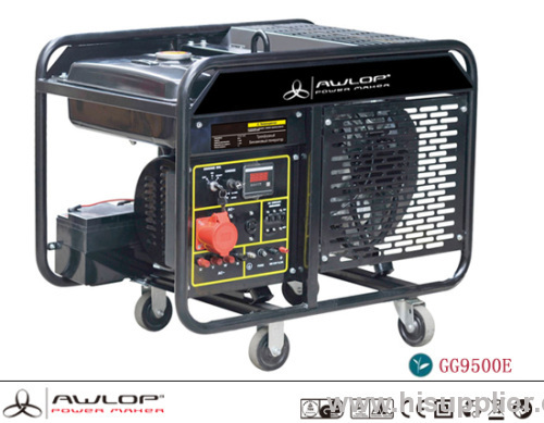 8.5KW superpower gasoline generator set series with LED display screen