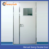 Hospital Air Tight Manual Swing Double Door For Operating Theatre