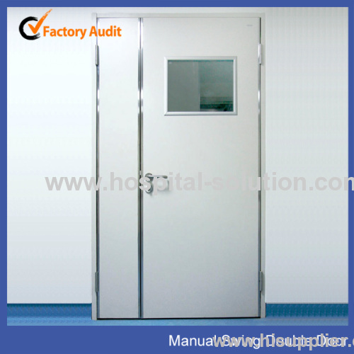 Hospital clean room using Hermetic Sliding Door