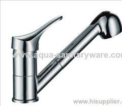 40mm Pull out Sink Mixer with hand shower