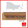 gold carved picture frame mouldings