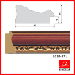 PS decorative frame moldings