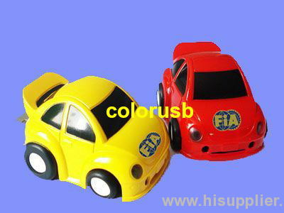 Cute Car USB Flash Drive Fashionable