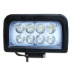 8pcs*3w - 24W GLW08 LED work light