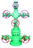 API wellhead equipment Christmas Tree