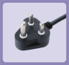 South Africa power cord SABS plug