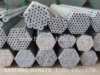 0724 hot dip galvanized steel pipe