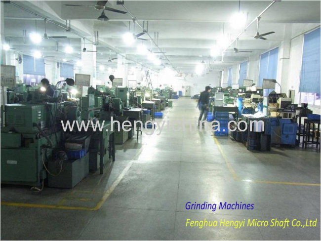 servo motor shaft manufacturer in china