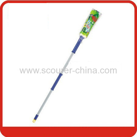 Eco-Friendly Yellow and Blue cotton twist mop