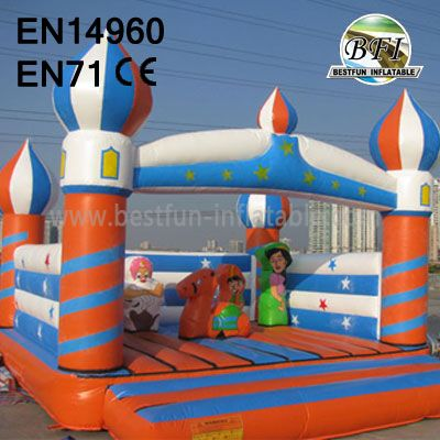 Customized Castle Inflatable Bouncer