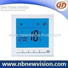 Room Thermostats - LCD Digital