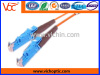 E2000 type optical fiber connector