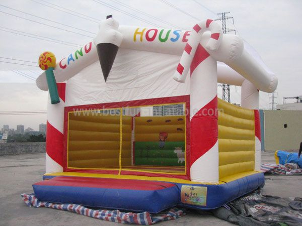 Christmas Inflatable Candy House