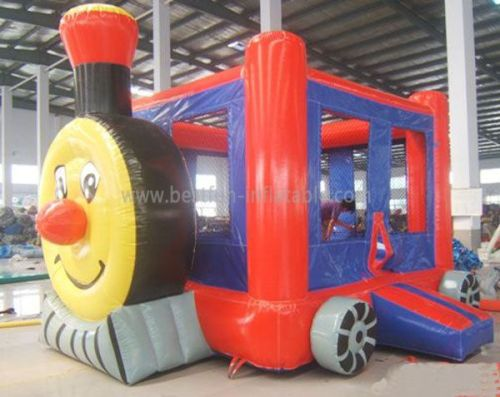 Small Inflatable Thomas Bounce House