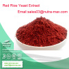 100% Natural Red rice yeast extract 0.5%-3% Lovastatin