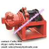 high power hydraulic winch