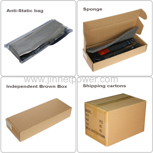 For ASUS F5 X50 external notebook batteries A32-F5 battery with certifications