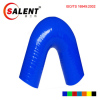 high pressure 135 degree elbow silicone hose