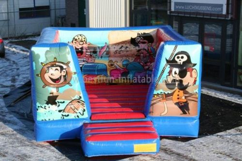Toddler Small Inflatable Pirate Air Bouncer