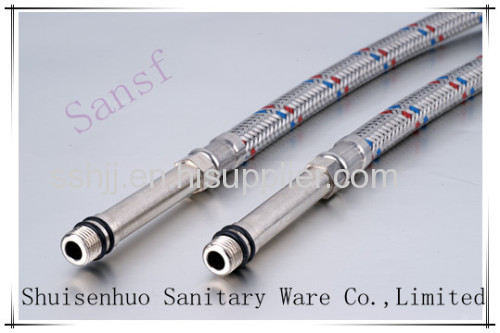 Stainless steel flexible hose with EPDM tube for faucet