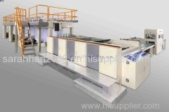 Double Rotatable Roll A4 Paper Cutting Machine