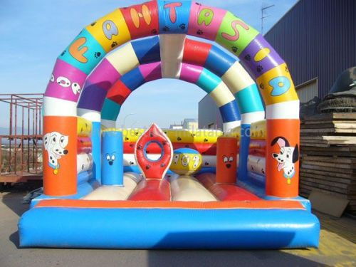 Huge Dalmatian Bounce Houses Inflatable Rental