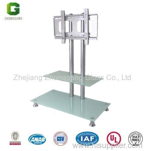 Stainless Steel Pipe TV Stand/Wall Hanging Plasma/LCD TV stand