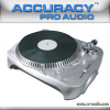 Professional dj turntable with USB Port TT-401