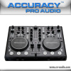 Professional USB midi controller with built-in sound card dj player MIDI-8800