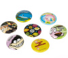 Heat Transfer For Button Badge
