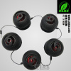 usb 3.5mm jack speaker dome tweeter for computer with daisy chain function up to 8hours playback