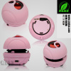 2013 new portable usb multimedia player mini speaker
