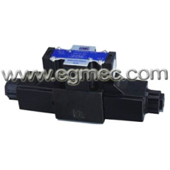 Yuken Hydraulic Directional Valve with Solenoid Operated
