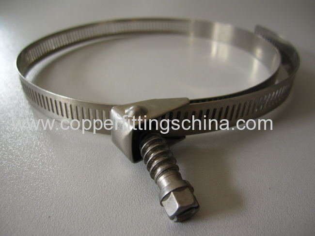 General Industry Quick Release Hose Clamp Manufacturer