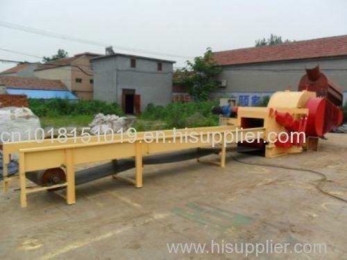 bamboo drum wood chipper