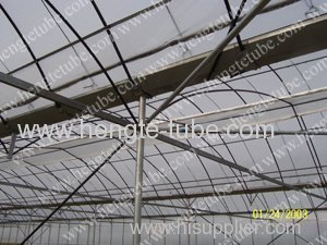 GP 827 S Multi span metallic Greenhouse