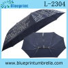 Aluminum Auto Open Straight 2 People Umbrella with Pouch