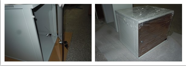 Professional Inspection of Cabinet & Box