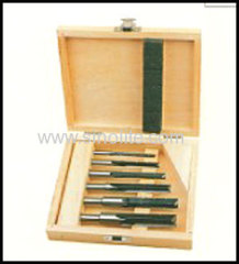 Mortising bit 6pcs/set 6-8-10-12-14-16mmpacked in wooden box
