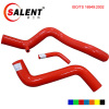 Ford FOCUS ZX3/ZX5 05- radiator hose kit 3 PCS