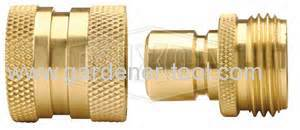 Brass 3/4Female Quick Connector