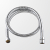 Double Clip Extensible Chromeplated Metal Flexible Hose
