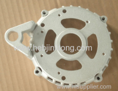 auto starter die casting parts 168 rear bracket