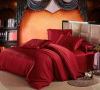 silk bedding set and silk bed linen